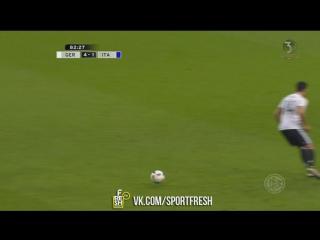 Германия 4:1 Италия. Эль- Шаарави. 83 минута