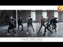 EXO-Hello Bitches