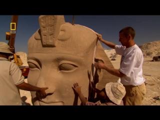 Перемещение храмов Абу-Симбел. Псевдодокументальный фильм.