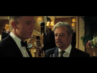 007 casino royale attori italiani