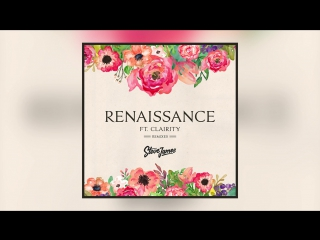 Steve James - Renaissance feat. Clairity (ARMNHMR Remix) [Cover Art]