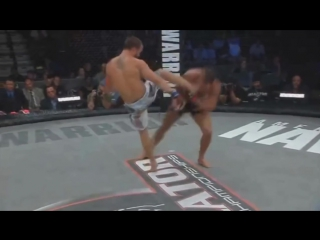 Best mma brutal high kick knockouts  strong division