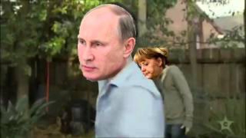 Putin solves the syrian conflict
