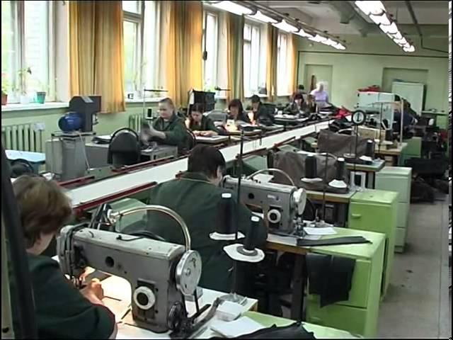 Производство обуви Франческо Донни - документальный фильм