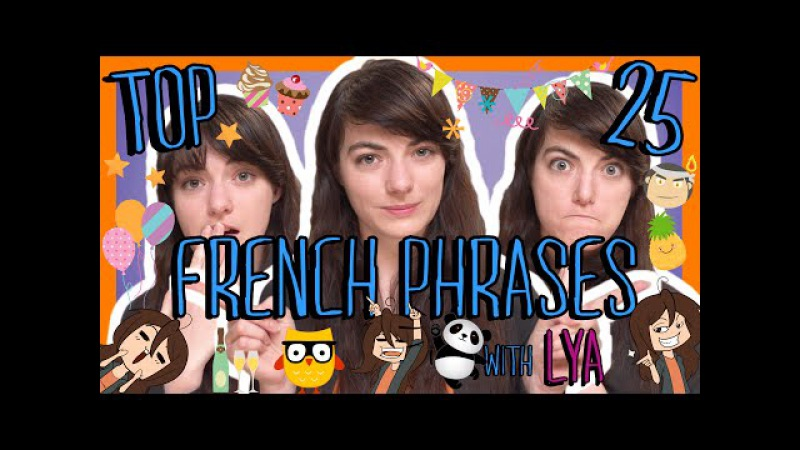 Learn the Top 25 Must-Know French Phrases!