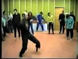 Танец секты под Дабстеп