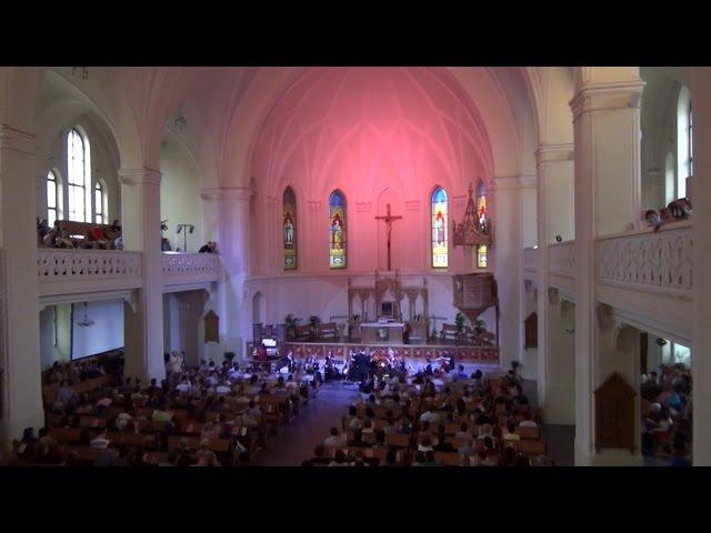 Концерт Времена года. Вивальди и Пьяццолла . Фонд Бельканто 18.07.2015