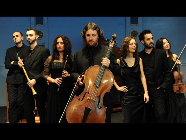 La Ritirata - Allegro from Vivaldis Concerto in G minor RV105