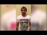 Александр Овечкин и Рой Джонс поддержали Фёдора Чудинова перед боем
