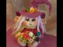 Montaje de la muñeca duendecilla manualilolis video 61