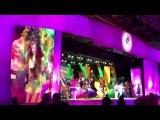 Бал Олимпийцев в Манеже - 2015.  DANCE SHOW MISS ALEGRIA и SALSA BOYS
