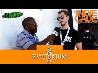 IndieCade 2015 Interview: Evilibrium 2 by Orc Work