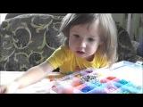 Резинки для плетения. Посылки с наборами резинок Rainbow loom.