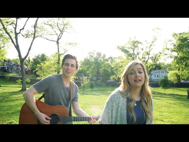 I Want It That Way - Backstreet Boys   Official Cover Music Video by Julia Sheer Landon Austin
