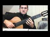 LAMENT By PAT COLDRICK for acoustic guitar solo