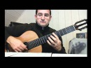 LAMENT By PAT COLDRICK for acoustic guitar solo