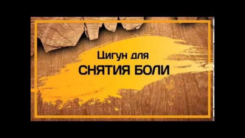 Цигун Ли Холден Комплекс для снятия боли № 1