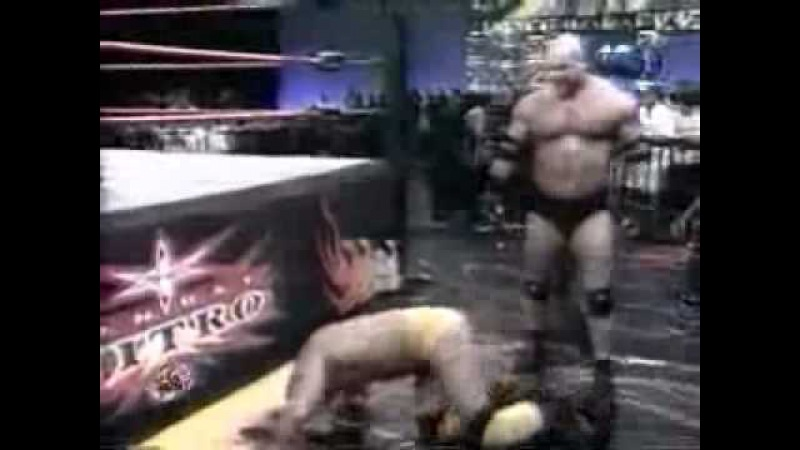 Goldberg vs Shane Douglass