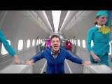 Первый клип, снятый в невесомости группой OK Go Upside down &amp Inside Out