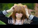 Cute Sunny Dary Cosplay ❤❤❤