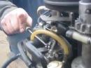 доработанный лодочный мотор Ветерок8 замена карбюратора видео 3