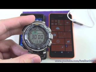Обзор Microsoft Lumia 950 XL - новые возможности - тестирование ускоренной зарядки - 50% за 30 мин