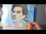 Keanu Reeves рисунок