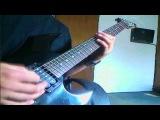 Slayer - tormentor guitar cover