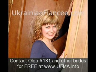 Russian women for marriage - Olga #181 at UFMA: Russian brides, Russian girls, U...