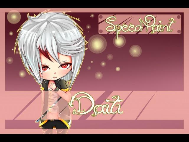 SpeedPaint Daiti