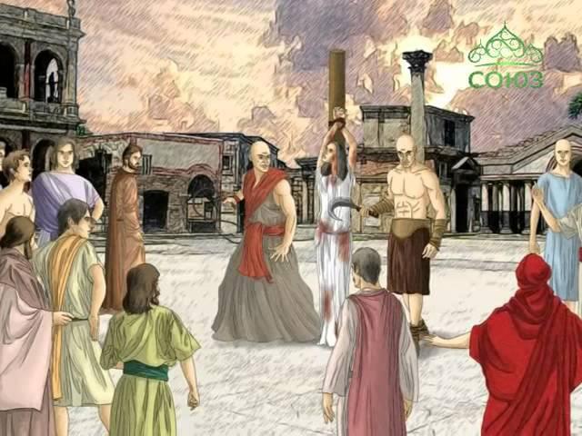 Мульткалендарь. 3 января. Святая мученица Иулиания Никомидийская