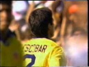 Andrés Escobar own goal (World Cup 1994: USA - Colombia)