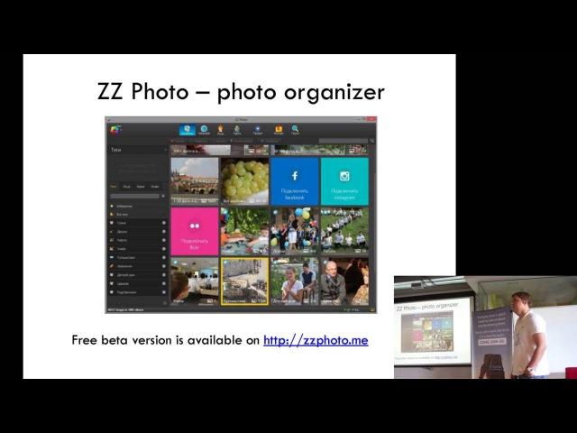 AIBigData Lab. Артем Чернодуб Распознавание изображений методом Lazy Deep Learning в ZZ Photo