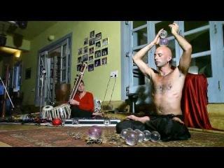 Удивительный Криштиан и его шары (смотреть до конца)
