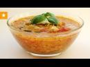 Томатный суп с чечевицей и специями Очень быстрый рецепт от Мармеладной Лисицы