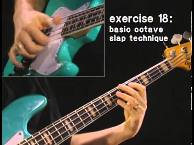 Exercise for Bassist Vol.1 - Anthony Vitti