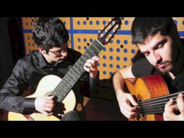 Microtonal Guitar Duo Album Promo Video Tolgahan Çoğulu Sinan Cem Eroğlu