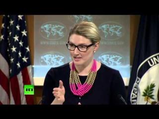 ДАЖЕ НЕ СОМНЕВАЛИСЬ... Госдеп США отказался прямо признать нарушение Киевом режима перемирия