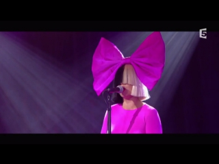 Sia - Bird Set Free (Live C à Vous 28.01.2016)