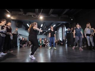 Alya vs Kse vs Edka  Dancehall Pro  Myway Groove 2015