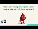 12 интересных фактов о крови_ редкие группы и донорство