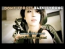 IRIS OST - Dont Forget (Baek Ji Young) w Simple Romanji Lyrics.mp4.mp4