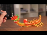 3Doodler 2.0 Launch Video - The Worlds First 3D Printing Pen (FREE choICE)