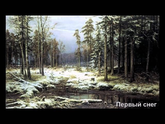 Художник И И Шишкин