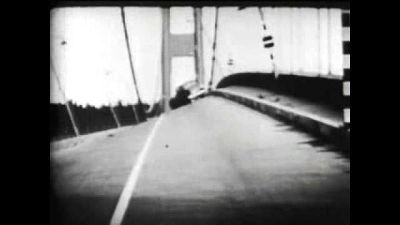 Tacoma Narrows Bridge Collapse (Sound Version) (Standard 4:3) (1940)