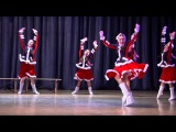 Русские народные танцы Зимушка Зима (ВАЛЕНКИ)