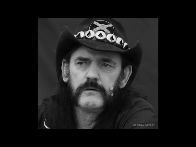God was never on your side - A Tribute to Lemmy Kilmister (R.I.P)