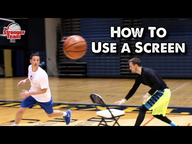 How to Be an Unstoppable Scorer - Using Screens