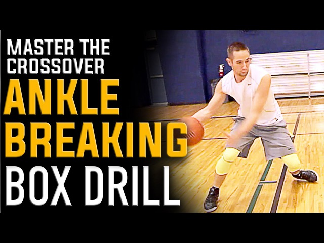 Ankle Breaking Box Drill (Master the Crossover)