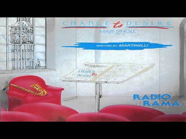 RADIORAMA (CHANCE TO DESIRE)(1985)